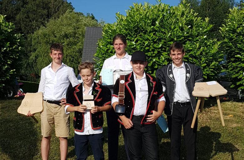 Bericht Schwingfeste Oron-la Ville, Meiringen und Couvet